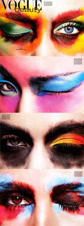 Italian Vogue Editorial